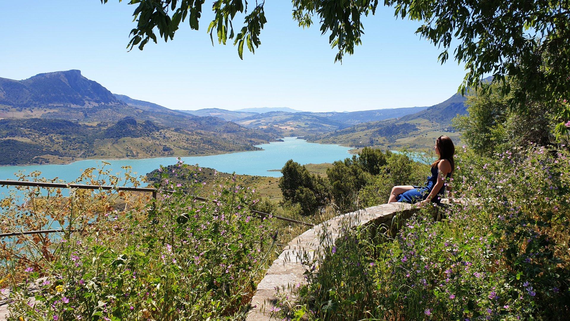 Zahara de la Sierra roadtrip Zuid-Spanje