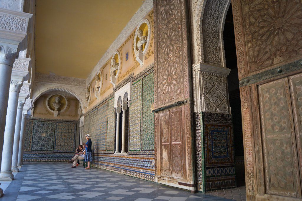 Casa de Pilatos Sevilla Roadtrip Zuid-Spanje