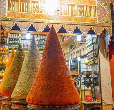 Kruidenwinkeltje Marrakech