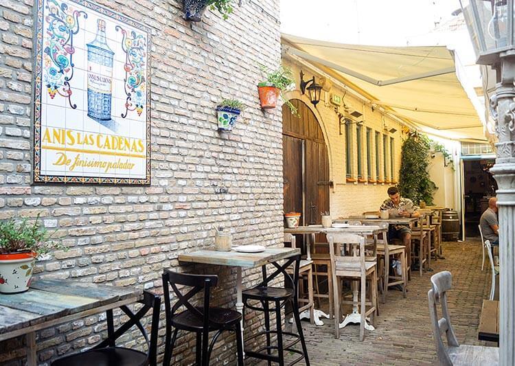 Tapas eten Breda restaurant EL Patio