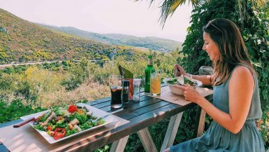 foodies op Zakynthos