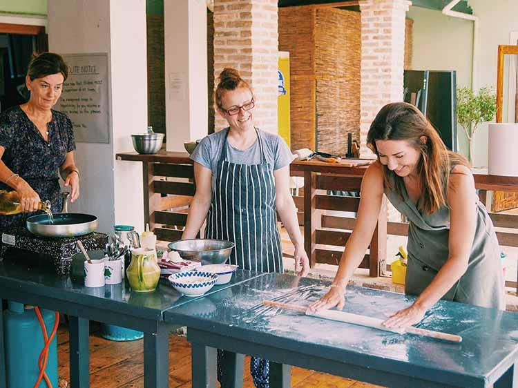Kookworkshop Greenfrog Argassi Zakynthos