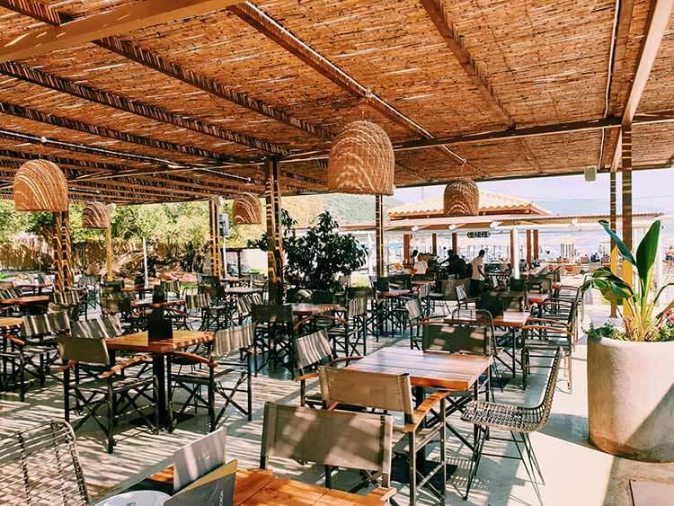 Restaurants op Kefalonia