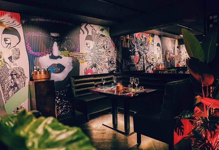 Bijzonder uit eten in Rotterdam bij restaurant Vandal