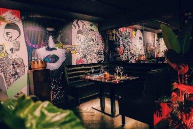 Bijzonder uit eten in Rotterdam restaurant Vandal