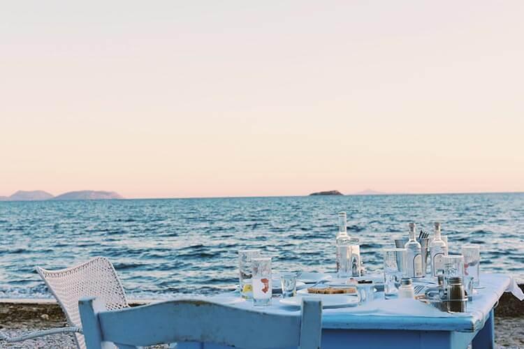 Griekse eetgewoonten