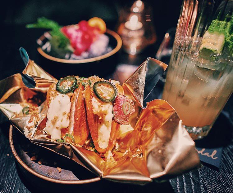 Shared dining restaurant Vandal Rotterdam