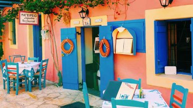 Restaurants Kefalonia