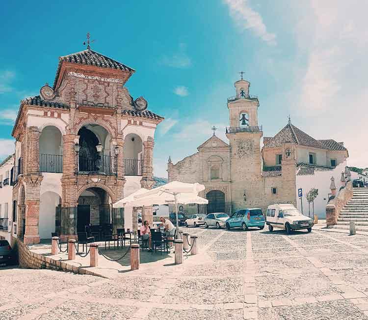 Roadtrip Zuid-Spanje mooiste plekken