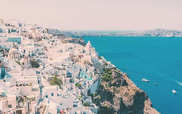 Eilandhoppen in Griekenland waarheen