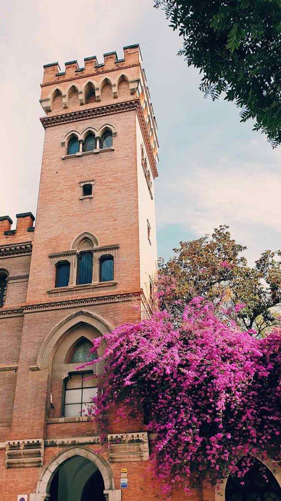 Sevilla kerk