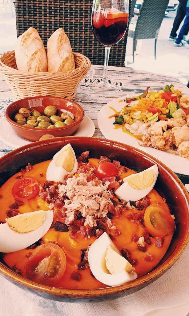 Een culinaire reis door Spanje
