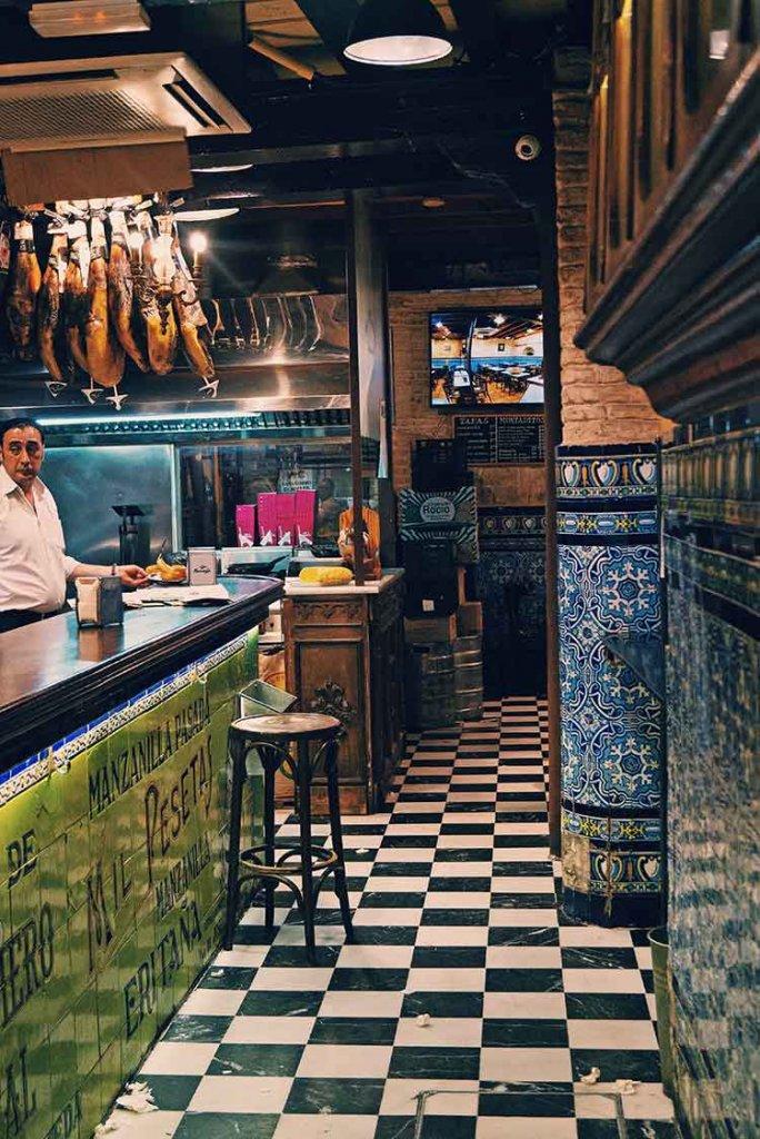 Tapasbars Sevilla