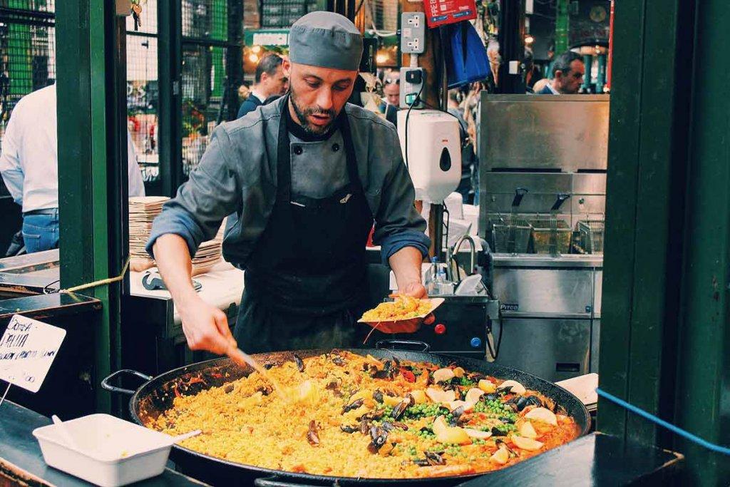 Culinaire reis door Spanje