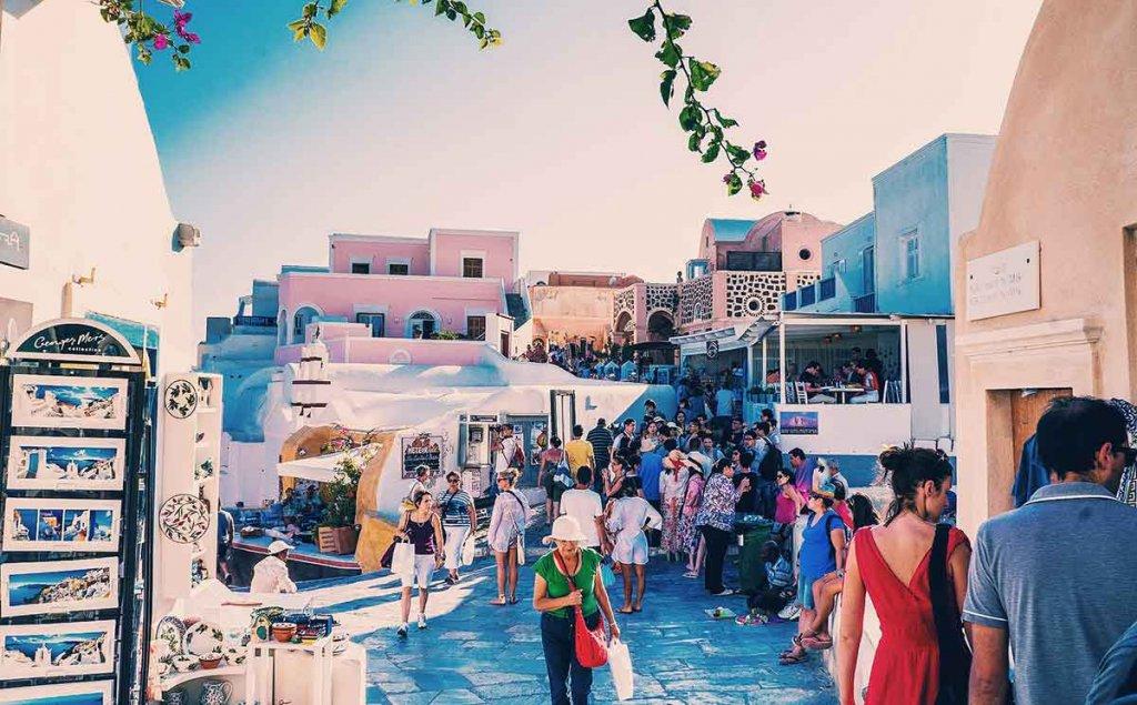 Santorini Fodor's no list