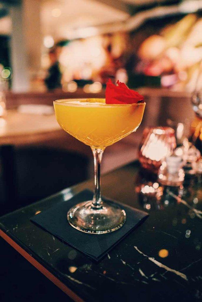 Restaurant Oase Breda cocktails