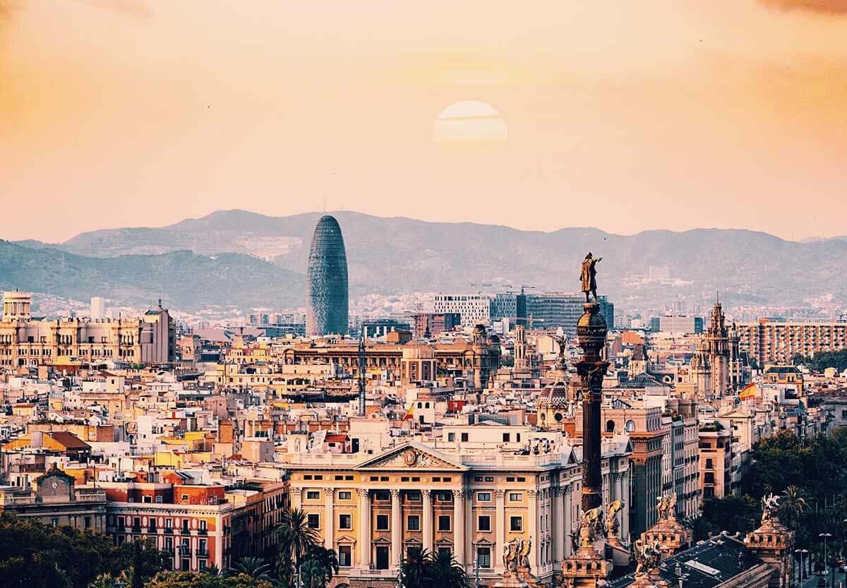 Spanje reizen