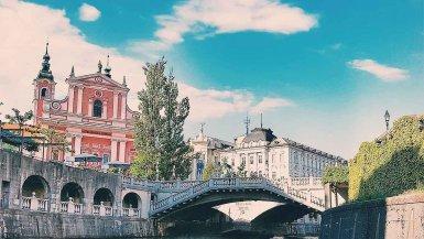 Citytrip Ljubljana in een dag