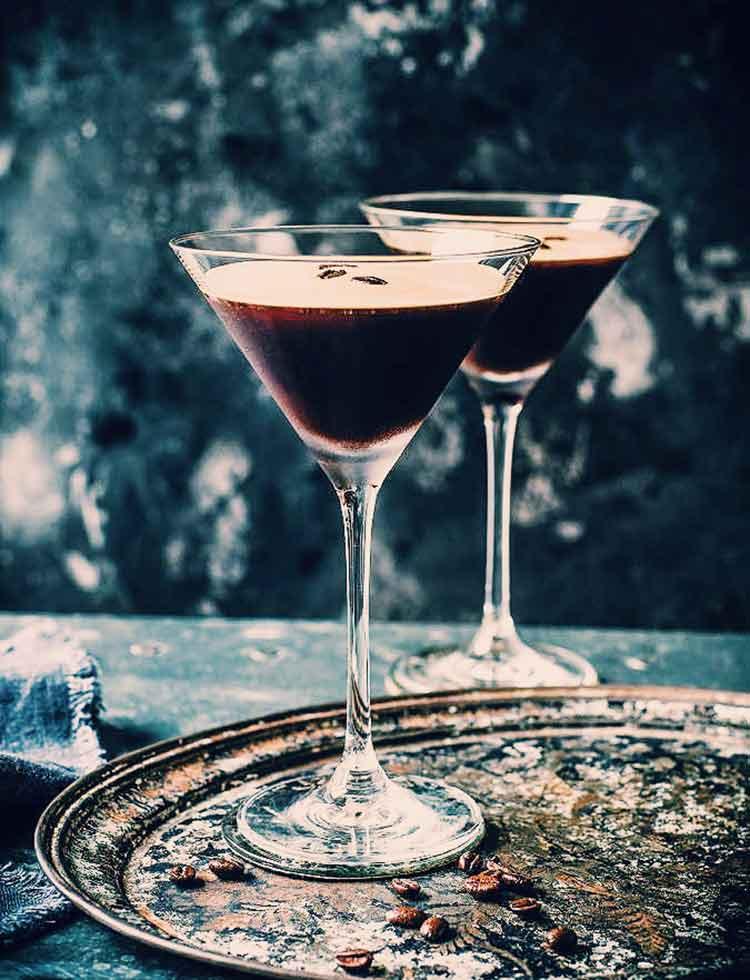 Zomer cocktail recepten Espresso Martini