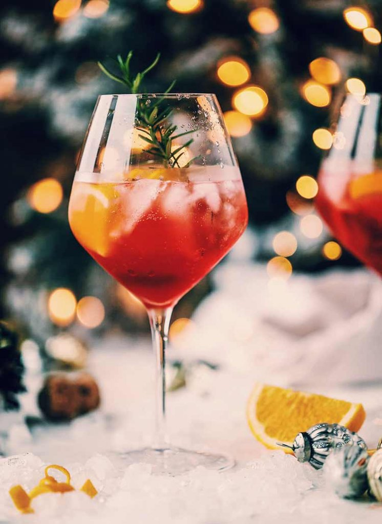 Zomerse cocktail recepten in een winterjas