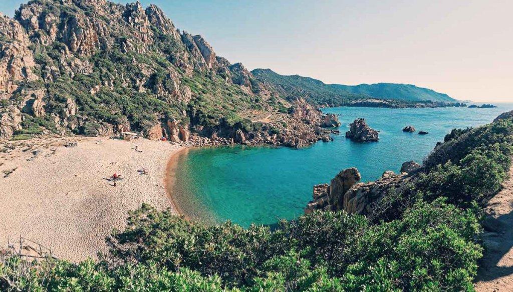 Road trip Sardinië