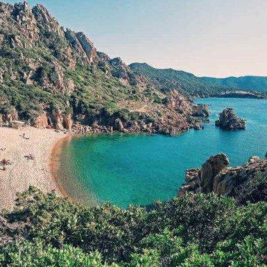 Road trip Noord Sardinië