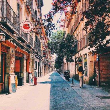Zonnige stedentrips Europa
