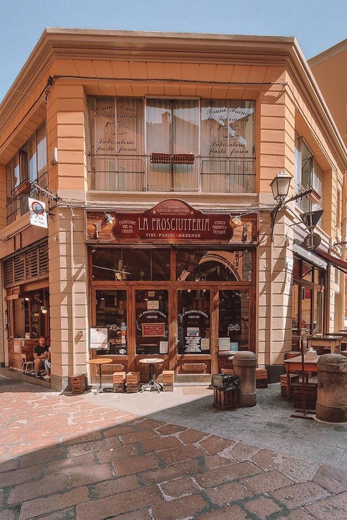 restaurants Bologna